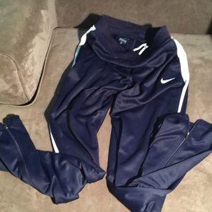 Nike full length sweats